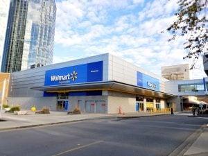 Walmart Metrotown