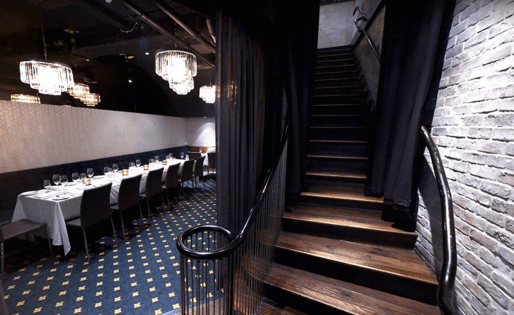 private dining rooms in metro vancouver