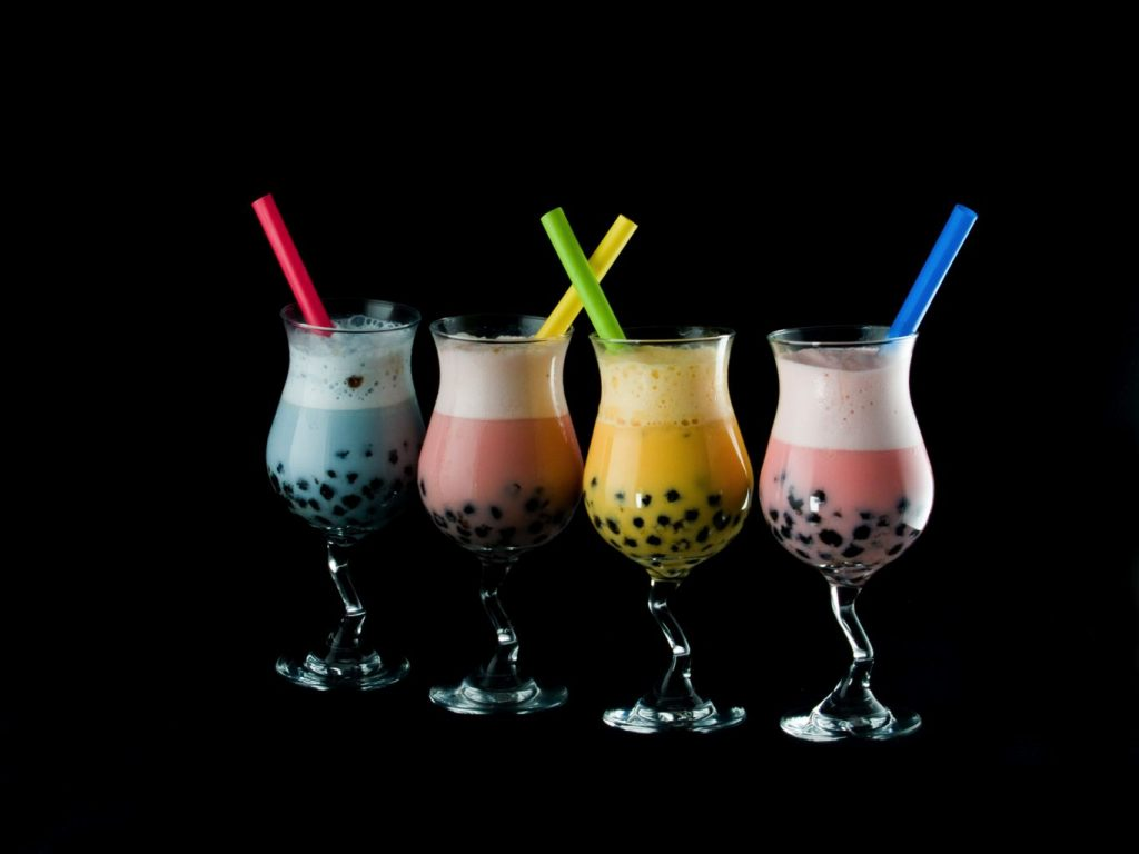 spiked boba