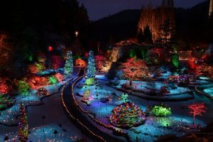 CONTEST: Win Passes To The Victoria + Butchart Gardens Christmas Tour