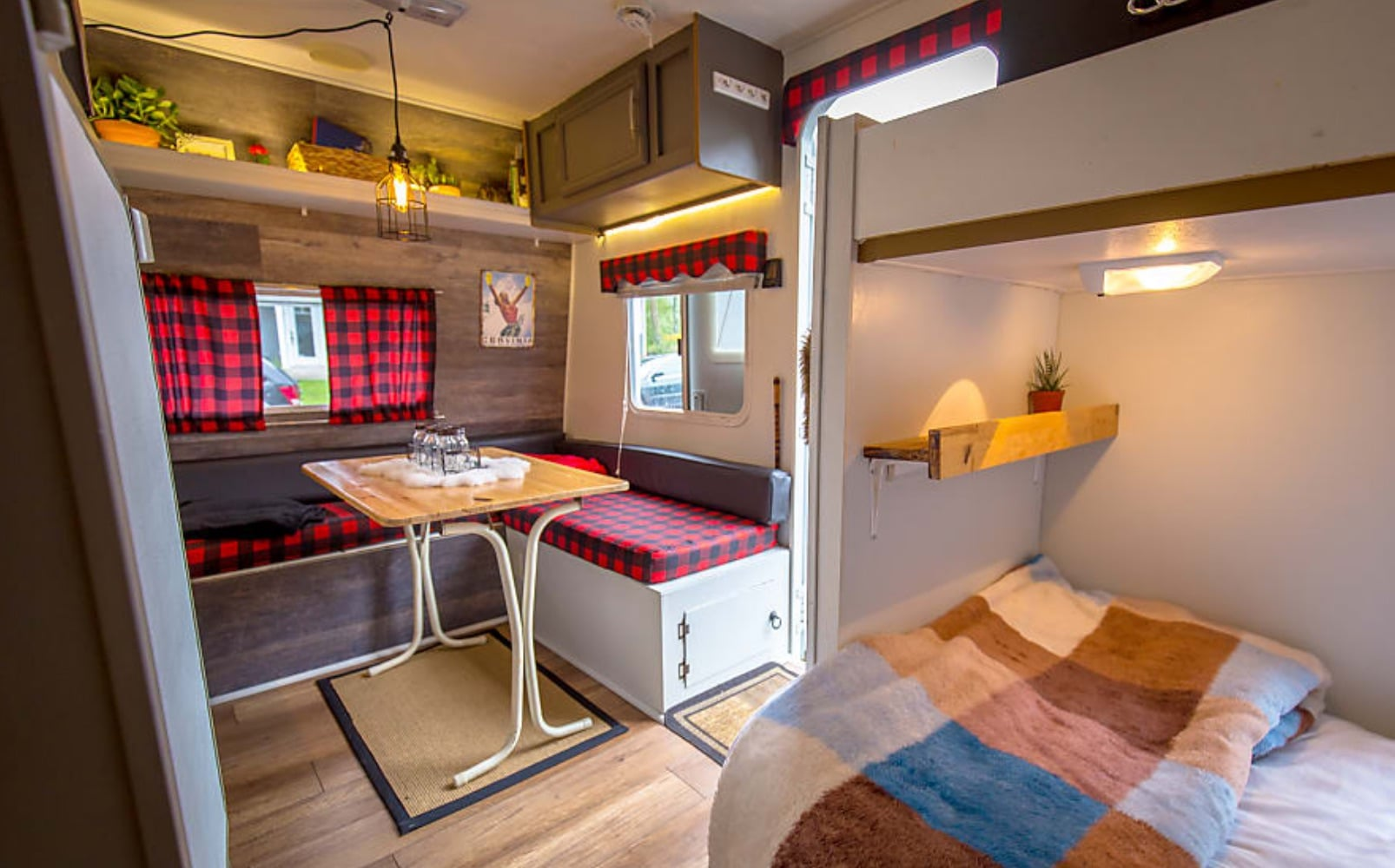 7 Of The Coolest Camper Vans You Can Rent In BC