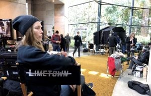Behind-The-Scenes of Jessica Biel's New Facebook Show 'Limetown'