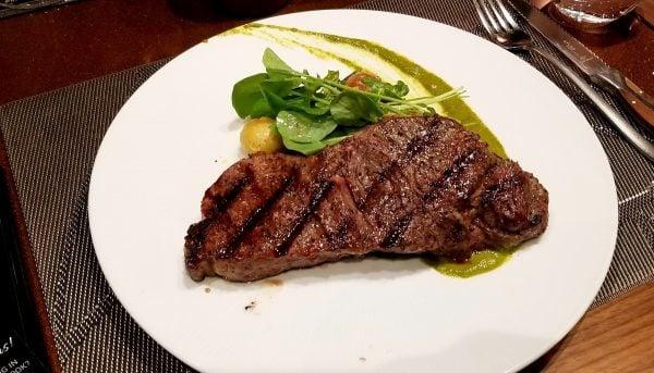 atlas steak + fish / dine out vancouver