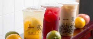 Burnaby's New Yifang Fruit Tea Location Is Offering $2 Drinks Today