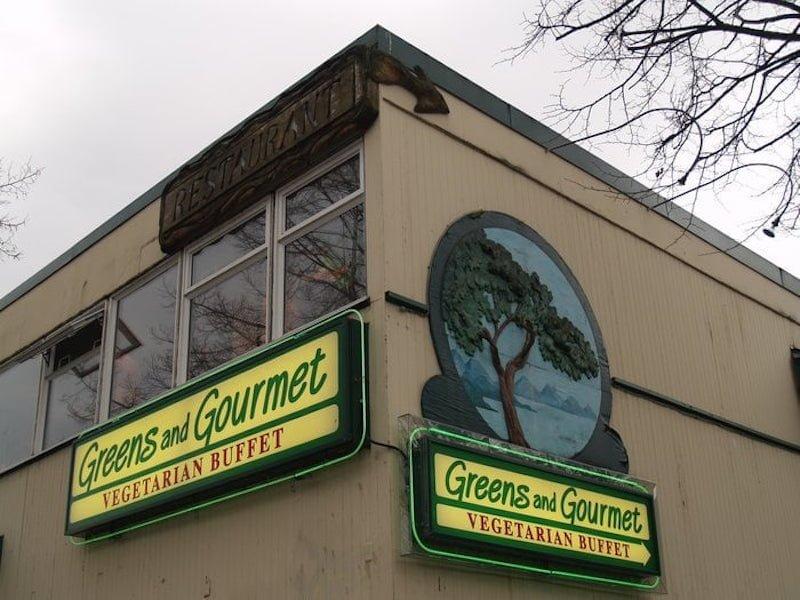 Greens & Gourmet