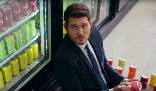 Michael Bublé super bowl ad video