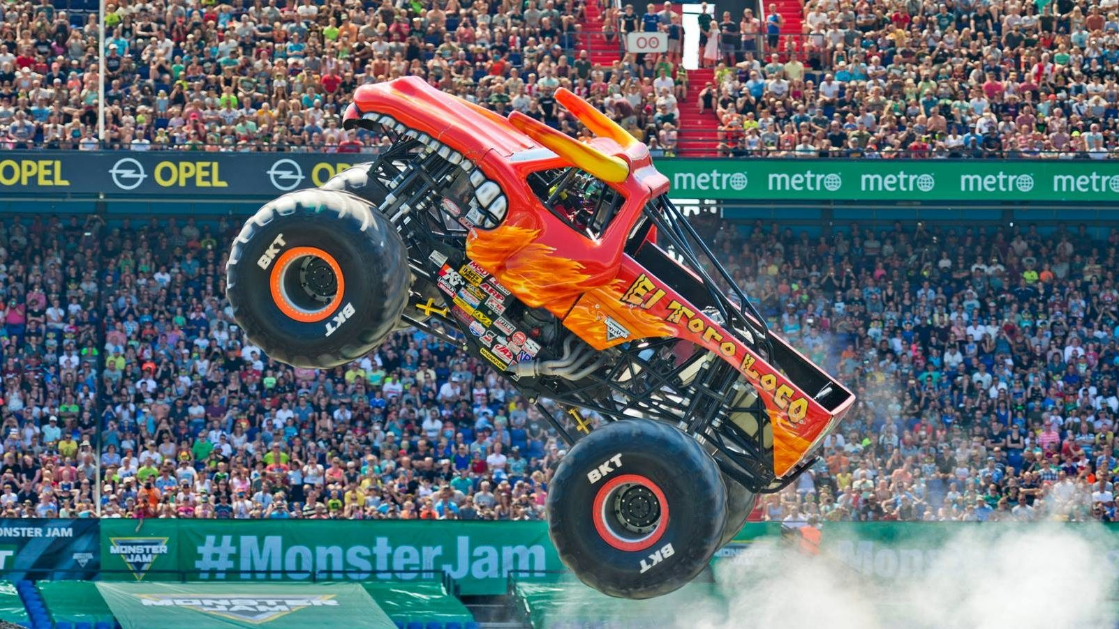Monster Jam Vancouver