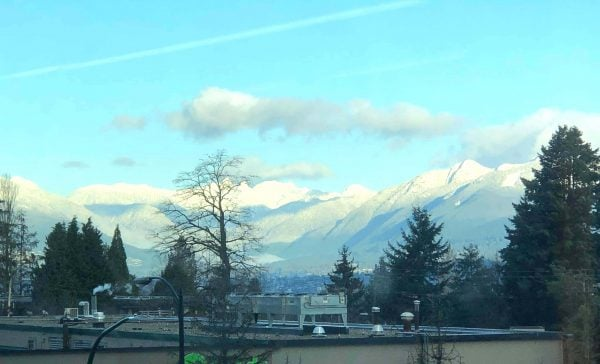 Vancouver's Mountains