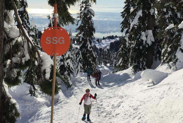 Snowshoe Grind Mountain Run