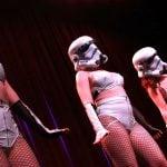 Nude Hope Sci-Fi Burlesque Adventure Mission 2019