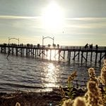 White Rock Might Shut Down The Pier and Promenade After Busy Weekend