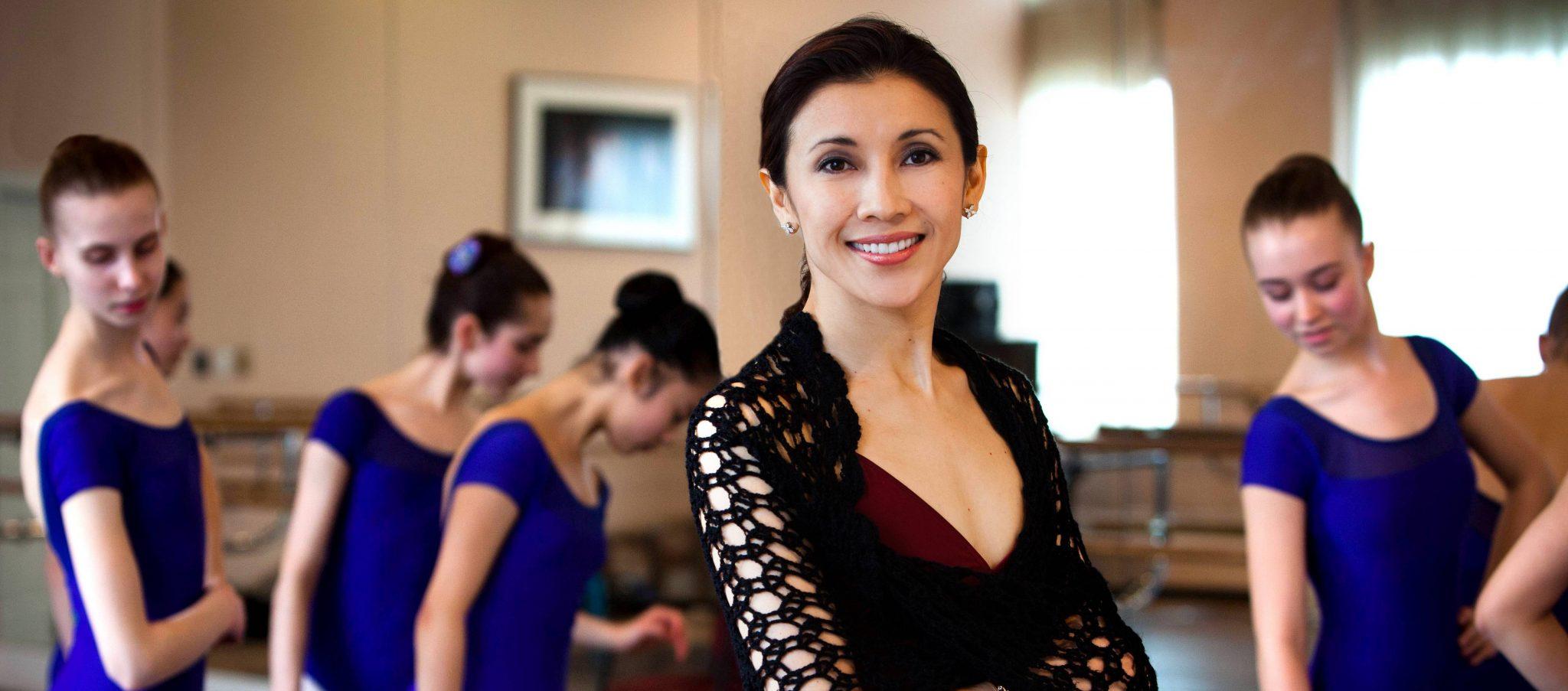 Canadian Ballet Masterclass Series