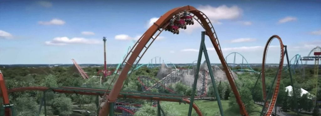 World's Tallest Roller Coaster