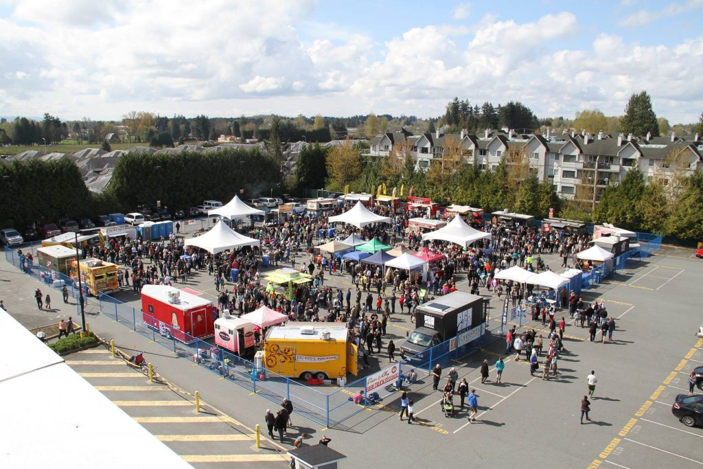 Greater Vancouver Food Truck Festival