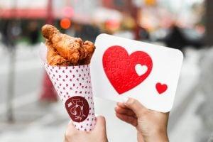 Fried Chicken Bouquets