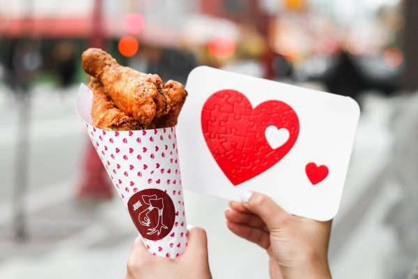 Fried Chicken Bouquets