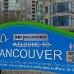 This New Welcome To Vancouver Sign Is A Little Too Accurate