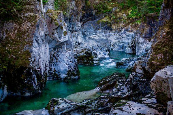squamish canyon