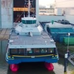 TransLink's New $32.2 Million SeaBus Will Be In Service Late This Summer