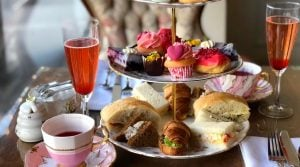 The Prettiest Afternoon Teas In Vancouver