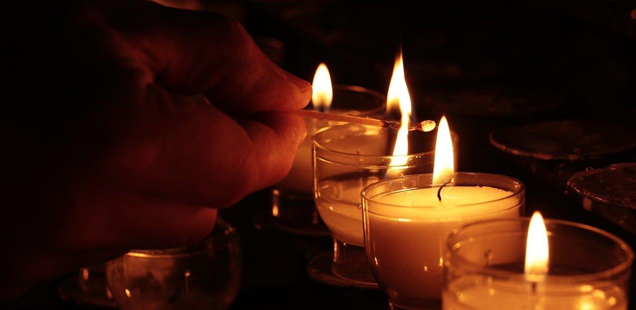 prayer vigil in Vancouver