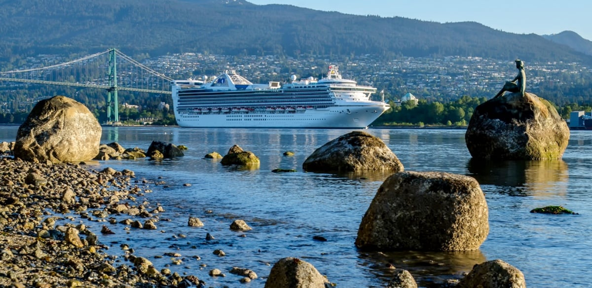 Here's How Much Wastewater Cruise Ships Dump Into British Columbia