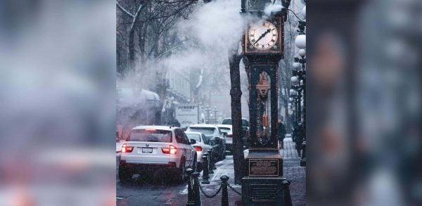 Snowed In Vancouver