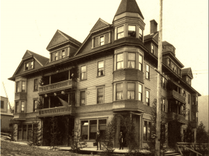haunted hume hotel