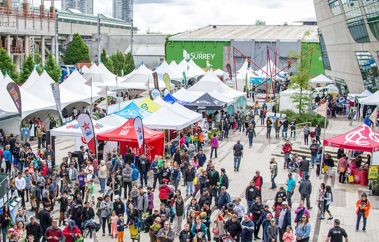 CONTEST: Win $50 Towards Food Trucks At Surrey's Party For The Planet