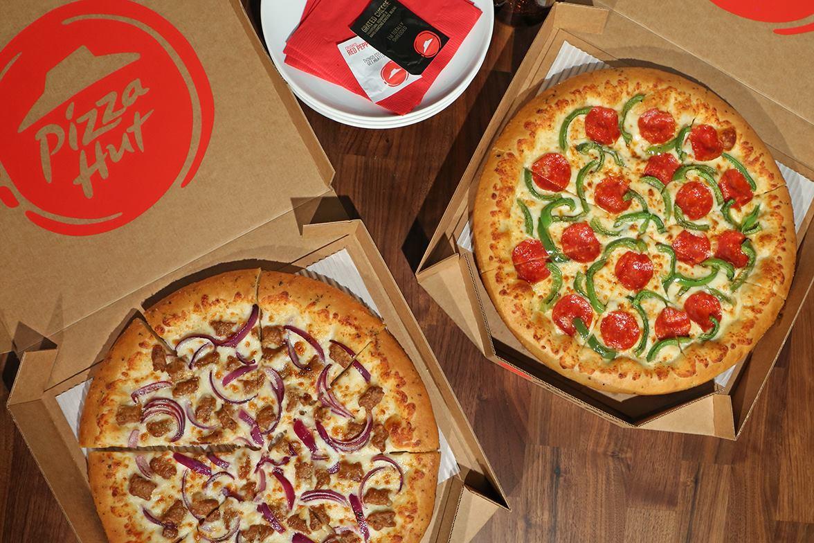 pizza hut deals burnaby