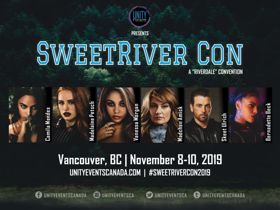 SweetRiver Con Riverdale Vancouver