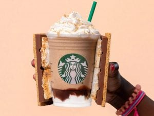 Starbucks Is Offering Buy-One-Get-One FREE Frappuccinos Today