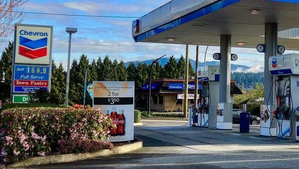 Vancouver Gas Prices