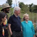 Bill and Hillary Clinton Are Coming To Vancouver Next Week