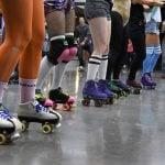 Pop-Up Roller Skate Robson Square 2019