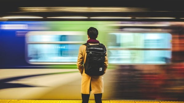 Vancouver Broadway Subway - Langley Skytrain