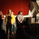 Vancouver Improv Fight Club With The Fictionals 2019