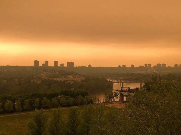 wildfires in alberta