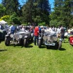 All British Classic Car Show Vancouver 2019