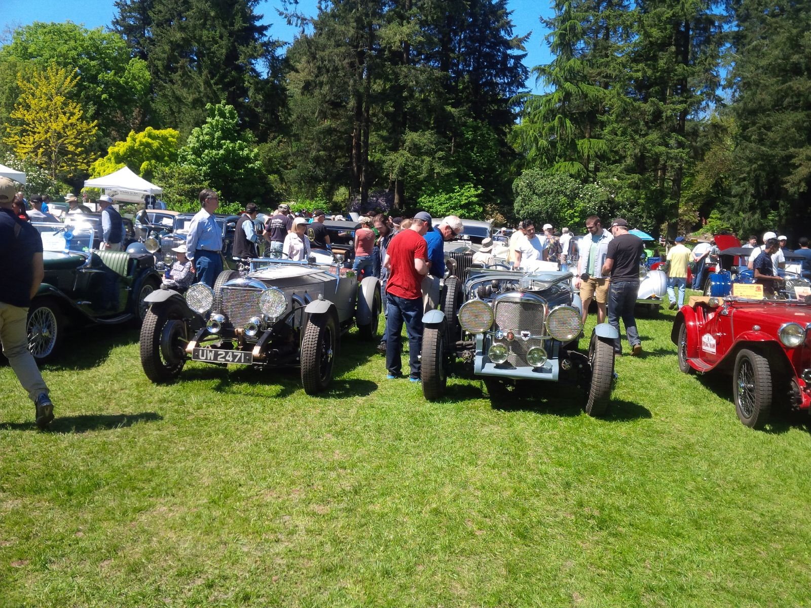 All British Classic Car Show