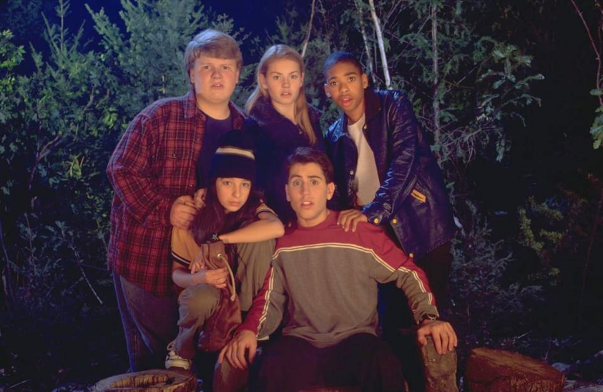 Are You Afraid Of The Dark Reboot is Filming in Vancouver