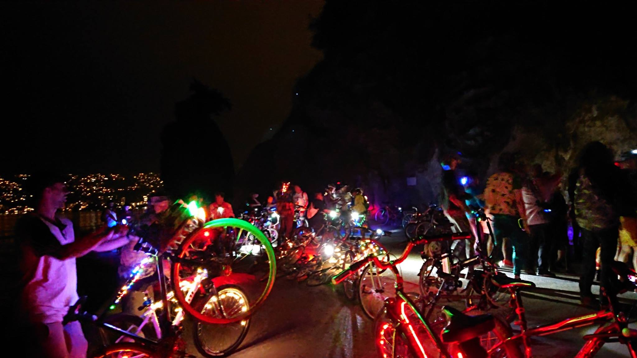 Summer Bike Rave
