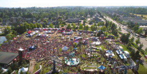 CONTEST: Win $100 Towards Food & Rides At Surrey's 2019 Canada Day Party