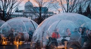 A Magical Dome Dining Experience Is Coming To Vancouver This Fall