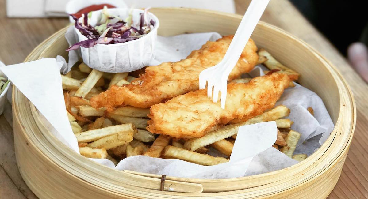Where To Get The Best Fish And Chips In Vancouver