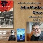 John MacLachlan Gray Book Signing Langley 2019