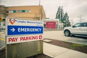 Hospital ER Parking