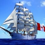 Peruvian Tall Ship North Vancouver 2019