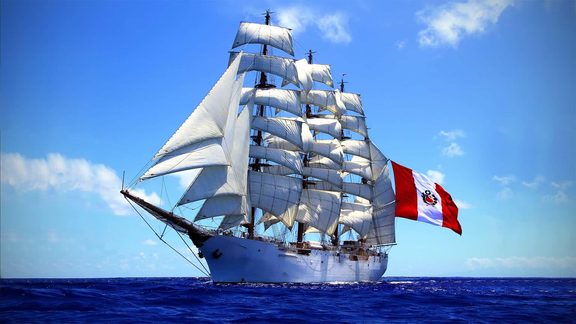 Peruvian Tall Ship