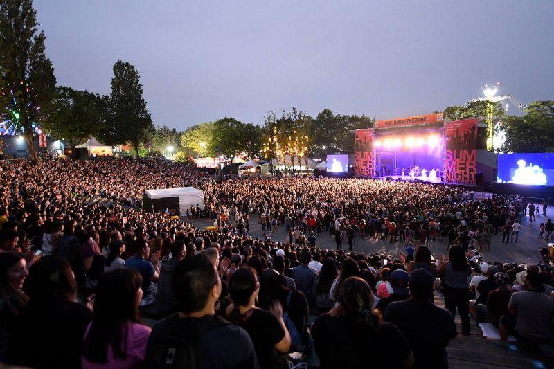PNE Summer Night Concert Lineup